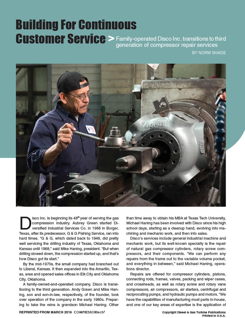 Tech Magazine Pg1